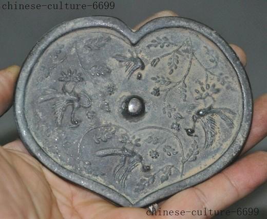 Kineska bastina-bronzano ogledalo.Slika sa www. ebay.com